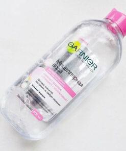 Nước tẩy trang Garnier Không cồn cho mọi loại da kể cả da nhạy cảm